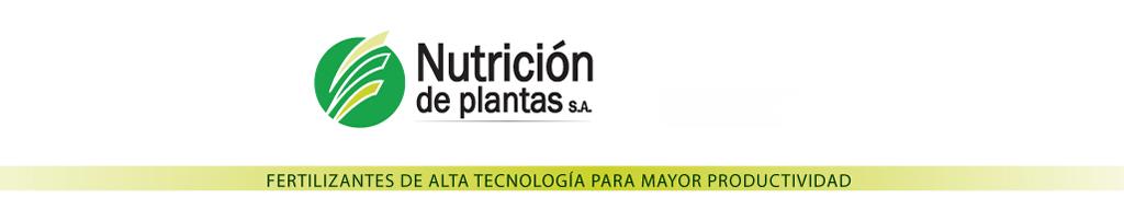 Nutrición de plantas S.A.